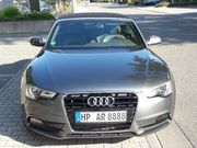 Audi A5 Cabrio S-Line 1