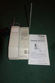 Original Amerikanisches Funktelefon Dallas