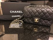 CHANEL CAVIAR MINI
