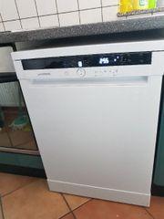 Grundig Spülmaschine zu