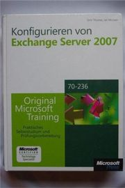 Konfigurieren von Microsoft Exchange Server