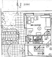 Perfekte Lage 1-Zimmer-Wohnung in Schwaig