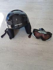 Ski/Snowboardhelm Alpina