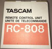 Neuer Tascam Remote