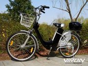 Elektrofahrrad 250W Citybike E-Bike inkl