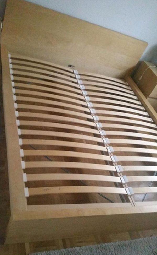 Ikea buche gebraucht kaufen nur noch 4 st bis 65 g nstiger for Bett 70x160 ikea