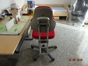 Paidi Schreibtisch, Schreibtischstuhl