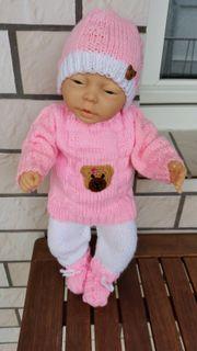 Puppenkleidung Puppen-Set