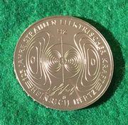 Gebraucht, 10 Euro 2013 Heinrich Hertz gebraucht kaufen  Mannheim