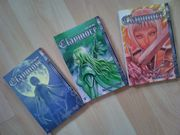 3 Claymore Comic-Bücher Comic Japan