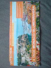 4 tägige Reise nach Monaco