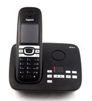 Gigaset C610A Schnurlostelefon mit Anrufbeantworter