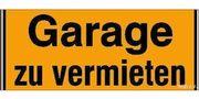 Garage mit 3x6meter