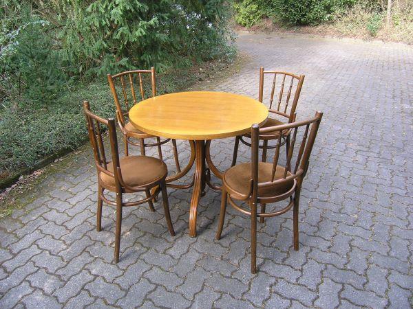 Wunderschönes Esszimmer Runder Tisch Stühle