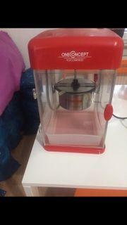 Popcorn Maschine mit