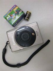 Fotokamera - Canon IXUS /