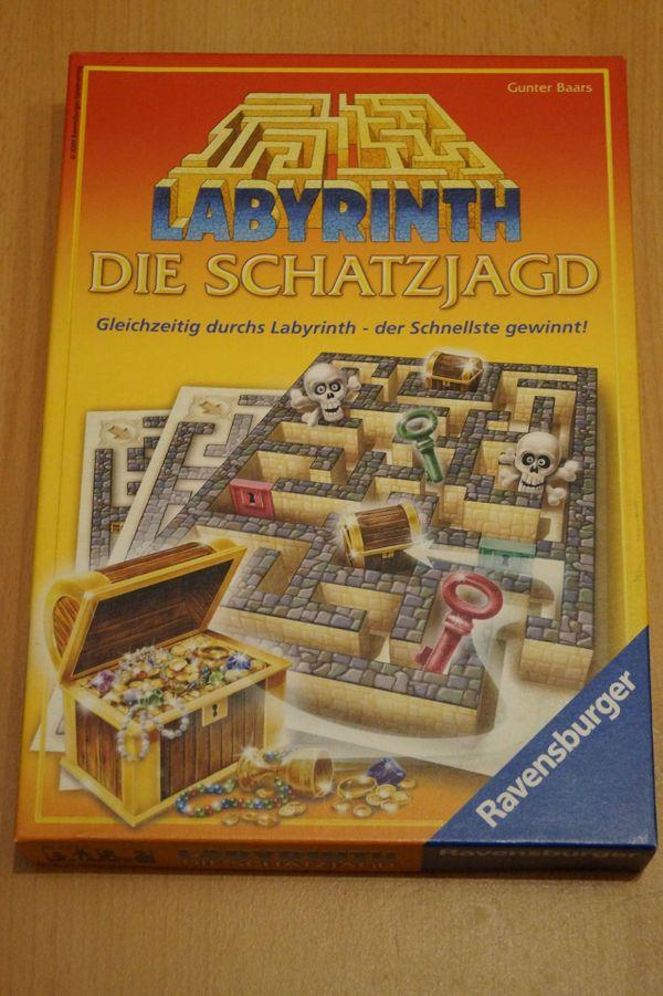 Das verrückte Labyrinth günstig gebraucht kaufen - Das verrückte ...