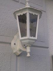 Außenlampe Gartenlampe Wandlampe