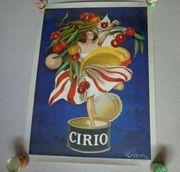 Großes Poster Plakat Druck Werbung