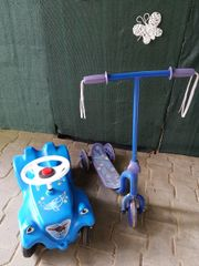 Kinder Roller Scooter,