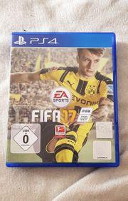PS4 Fifa 17 Wie Neu