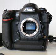 Nikon D4S 16 2MP Digitalkamera