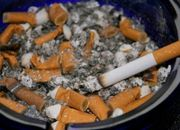 Endlich Nichtraucher mit