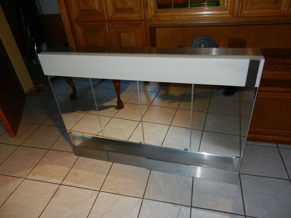 bad spiegelschrank günstig gebraucht kaufen - bad spiegelschrank ... - Badezimmer Spiegelschrank Mit Beleuchtung Günstig
