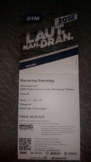 Ticket für DTM