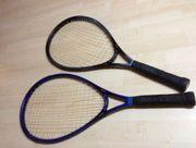 2 Profi Tennisschläger von Prince