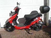 Motorroller neu Fahrzeugart Moped Marke