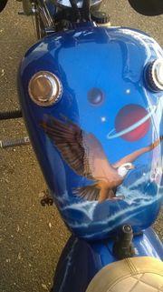 Trike Marke Boom chopper