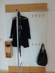 Flur Möbel Garderobe 2 Paneele