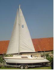 Segelboot VENUS 22