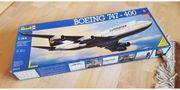 Revell Modellbausatz Boeing 747-400 Lufthansa