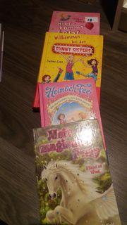 Bücher Mädchen ab