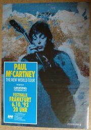 Paul McCartney Konzert