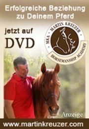 Lehr DVD Pferdetraining Problempferde Horsemanship
