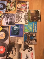 LC Singel Schallplatten