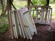 Ältere Fenster Thermoisolierglasfenster Kunststofffenster 140cm