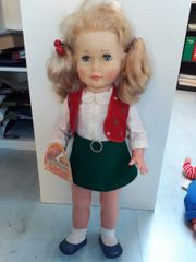 Schildkröt Puppe Bärbel,