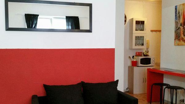 1 Zimmer Zimmerappartment Vollmöbliert Provisionsfrei Mannheim