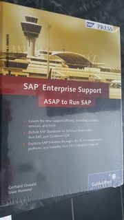 Buch SAP Enterprise Support - ASAP