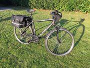 Prophete Herren-Trekking-E-Bike neuwertig
