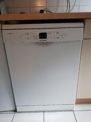 Voll funktionsfähige Spülmaschine von BOSCH