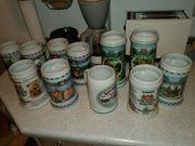 Herrnbräu Bierkrüge Sammlerstücke
