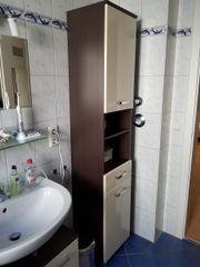 Badezimmermöbel Hochschrank