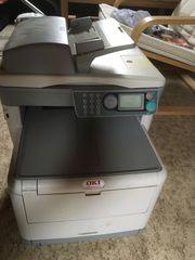 Farblaserdrucker OKI c3530