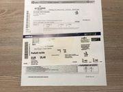 Tickets Klaus Hoffmann Tour Aquamarin