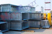 Baugerüst 214 5 qm Holzboden